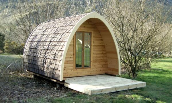Caba as de madera en arquitectura inteligente 10 viviendu - Arquitectura en madera ...