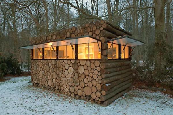 Cabañas de madera en Arquitectura Inteligente 10 7654