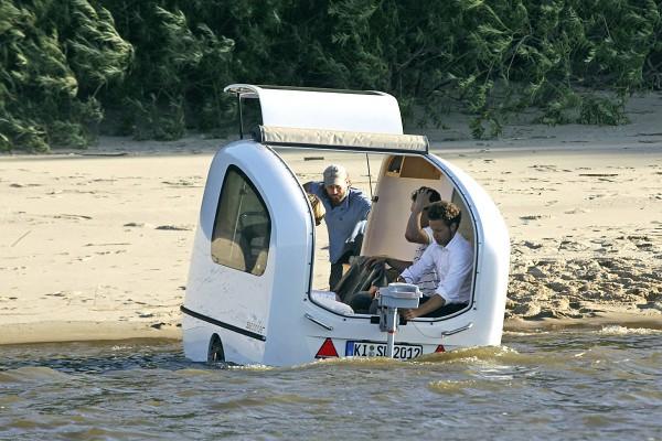 Caravanas en sealander viviendu Sealander caravan