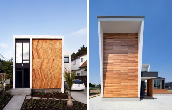 Casas de madera en Arquitectura Inteligente 10 7606