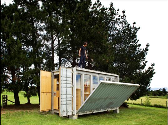 Casas modulares en Arquitectura Inteligente 10 7675