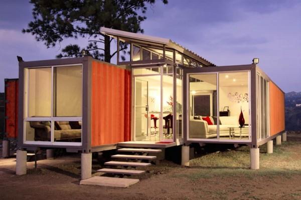 Casas modulares en Arquitectura Inteligente 10 7667