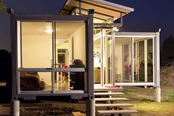 Casas modulares en Arquitectura Inteligente 10 7670