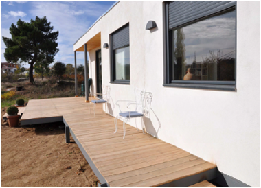 Casas modulares en Arquitectura Inteligente 10 7663