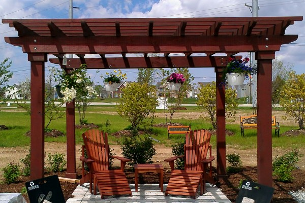 Pérgolas, Porches y Cenadores en Arquitectura Inteligente 10 7709