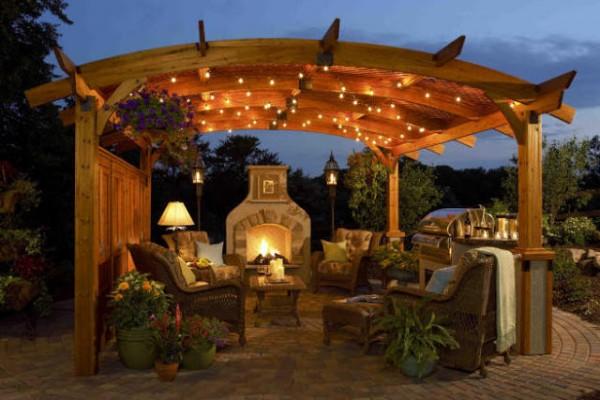 Pérgolas, Porches y Cenadores en Arquitectura Inteligente 10 7712