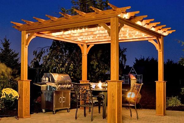 Pérgolas, Porches y Cenadores en Arquitectura Inteligente 10 7701