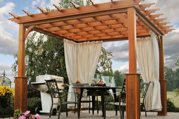 Pérgolas, Porches y Cenadores en Arquitectura Inteligente 10 7702