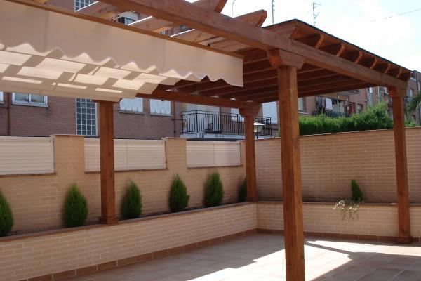 Pérgolas, Porches y Cenadores en Arquitectura Inteligente 10 7703