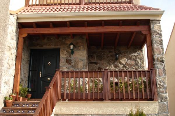 Pérgolas, Porches y Cenadores en Arquitectura Inteligente 10 7698