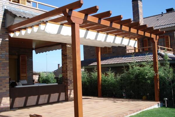 Pérgolas, Porches y Cenadores en Arquitectura Inteligente 10 7705