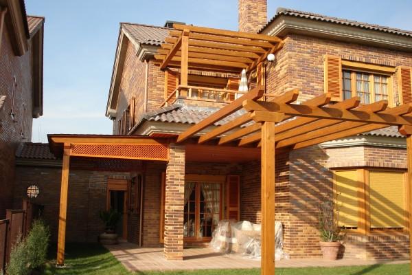 Pérgolas, Porches y Cenadores en Arquitectura Inteligente 10 7706