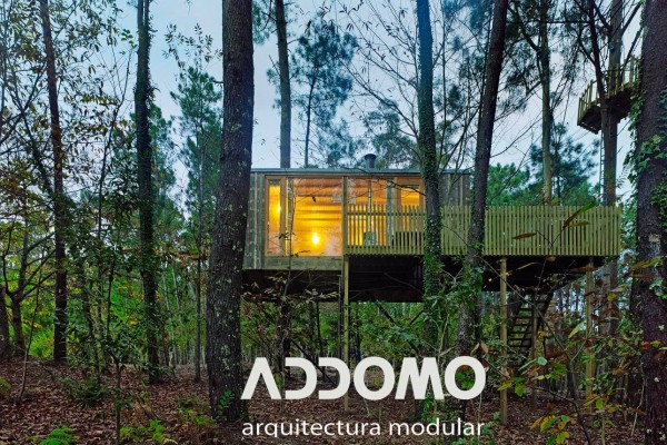 Cabañas de madera en Addomo 9365