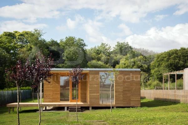 Cabañas de madera en Addomo 9363