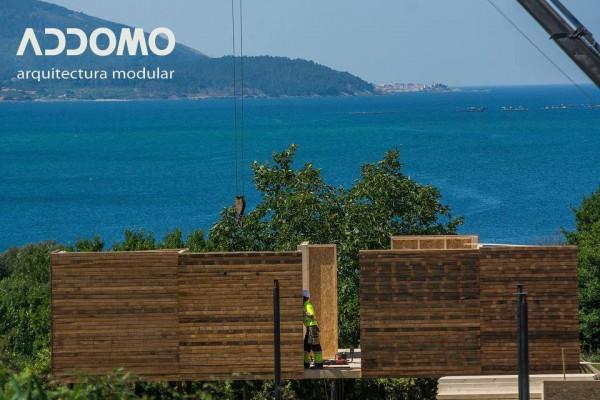 Cabañas de madera en Addomo 9362