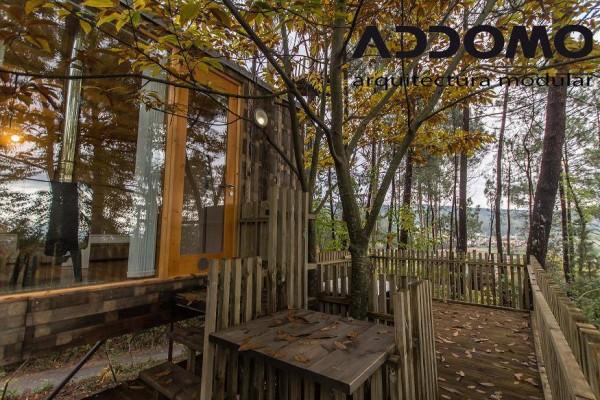 Cabañas de madera en Addomo 9353