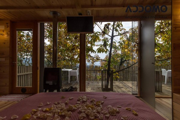 Cabañas de madera en Addomo 9349