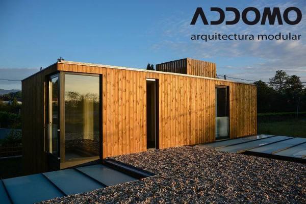 Cabañas de madera en Addomo 9345