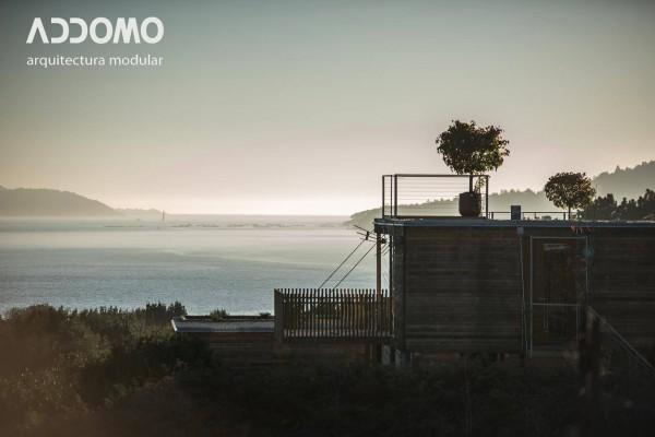 Cabañas de madera en Addomo 9341