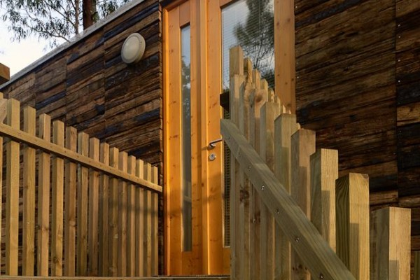 Cabañas de madera en Addomo 9340