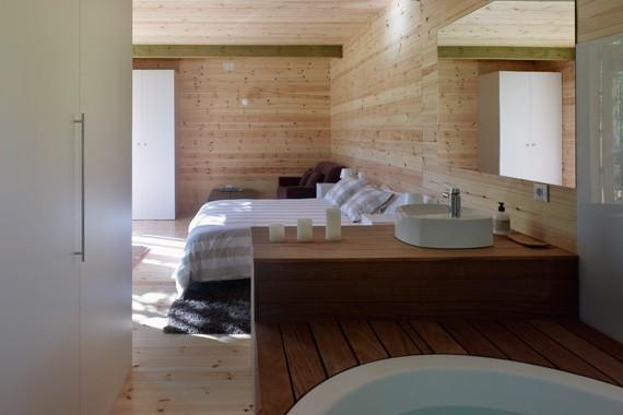 Cabañas de madera en Addomo 9337