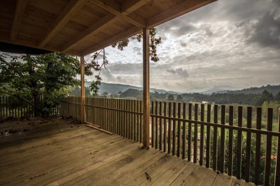 Cabañas de madera en Addomo 9335