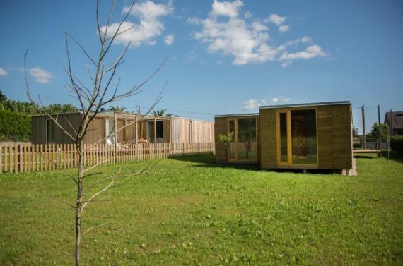 Cabañas de madera en Addomo 9331
