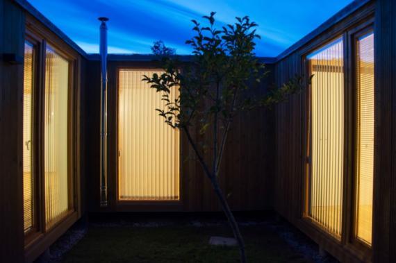 Cabañas de madera en Addomo 9330