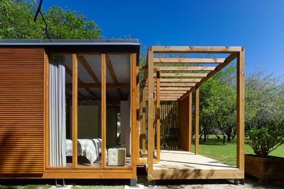 Cabañas de madera en Addomo 9329