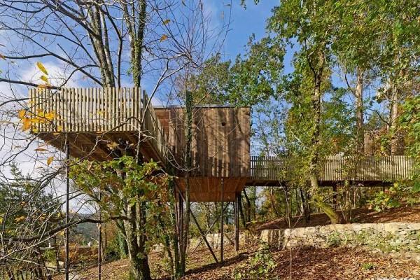 Cabañas de madera en Addomo 9403