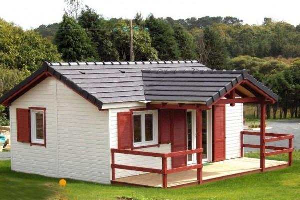 Casas de madera en 5SCC 8796