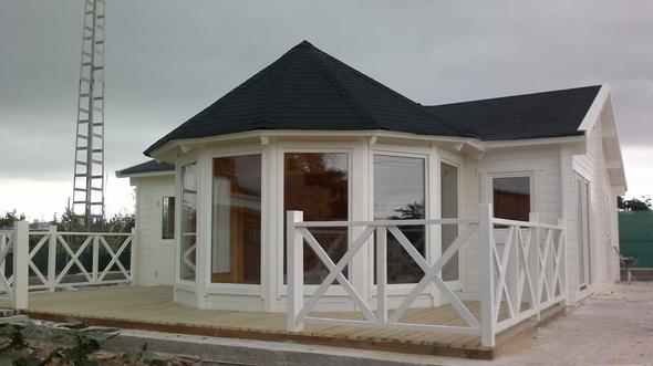 Casas de madera en 5SCC 8788