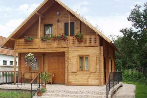 Casas de madera en 5SCC 8805