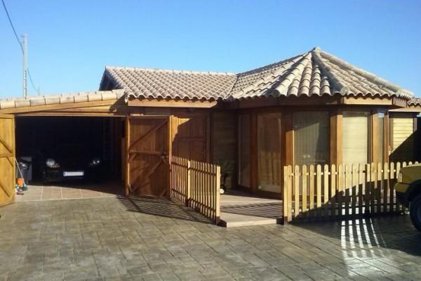 Casas de madera en 5SCC 8787