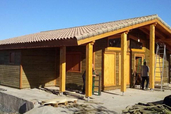 Casas de madera en 5SCC 8785