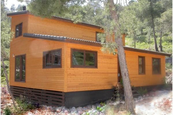 Casas de madera en Canadian Nordic House 8947