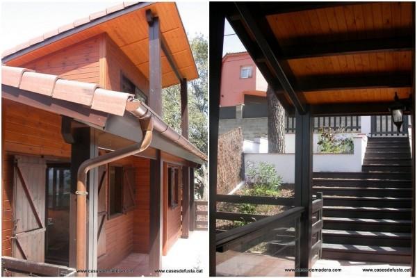 Casas de madera en Canadian Nordic House 8942
