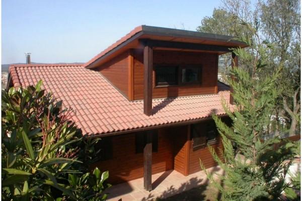 Casas de madera en Canadian Nordic House 8938