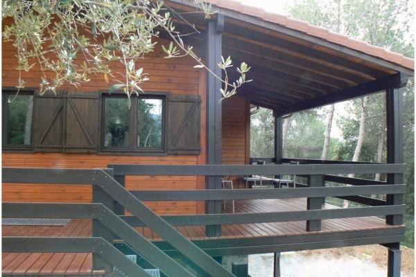 Casas de madera en Canadian Nordic House 8937