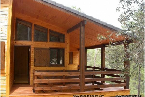 Casas de madera en Canadian Nordic House 8931