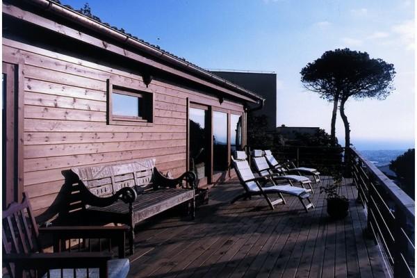 Casas de madera en Canadian Nordic House 8950