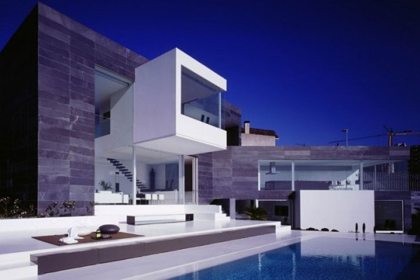 Casas de acero viviendu Casas modulares de diseno joaquin torres