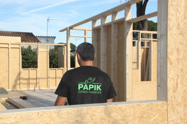 Casas ecológicas en Papik Cases Passives 8751
