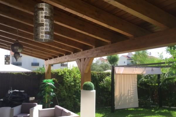 P rgolas porches y cenadores en 5scc viviendu - Pergolas y porches ...