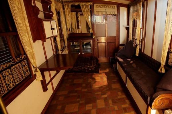 Cabañas de madera en Les Roulottes du Travers 11069