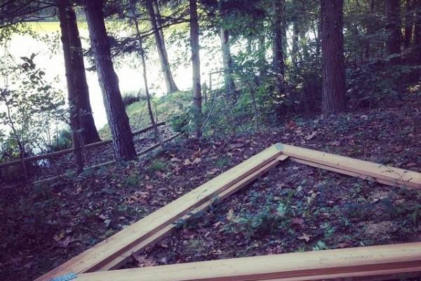 Cabañas de madera en Lushna glamping 11028