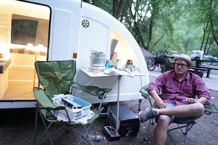 Caravanas en Wide Path Camper 11213