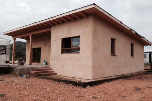 Casas de paja viviendu - Casas ecologicas en espana ...
