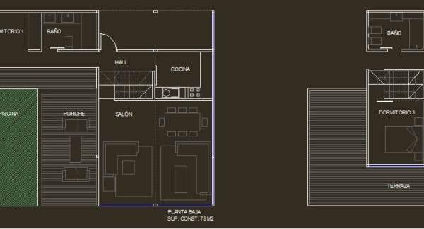 Casas modulares en FHS Casas Prefabricadas 10502