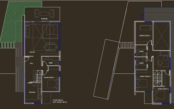 Casas modulares en FHS Casas Prefabricadas 10504